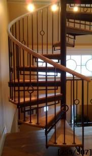 Dressing Up A Standard Spiral Kit By Stairways, Inc.