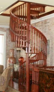 Genial Space Saving Steel Spiral Staircase. Show More Images